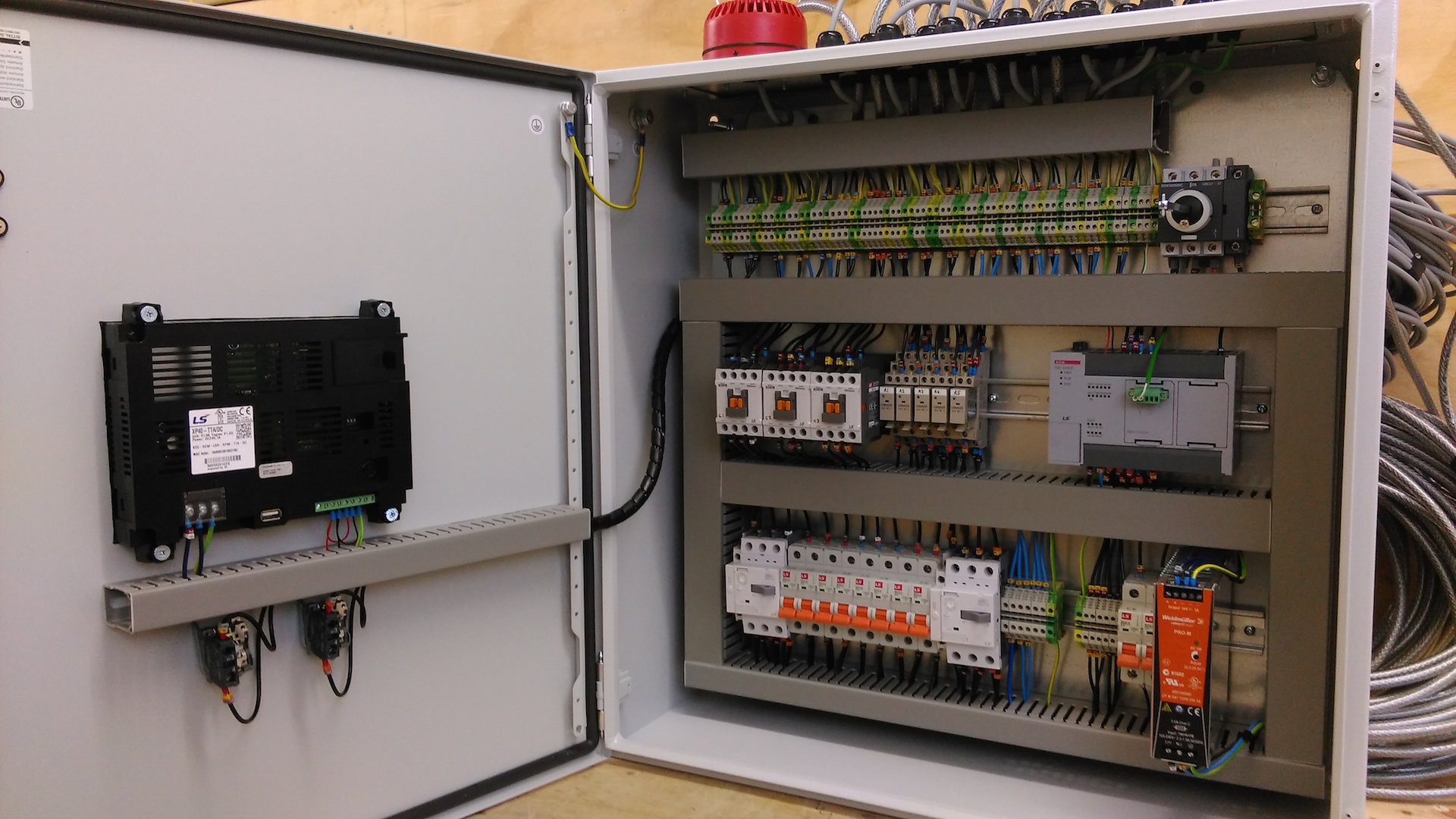 Adm Controls Control Panel Manufacture Installation And Maintenance